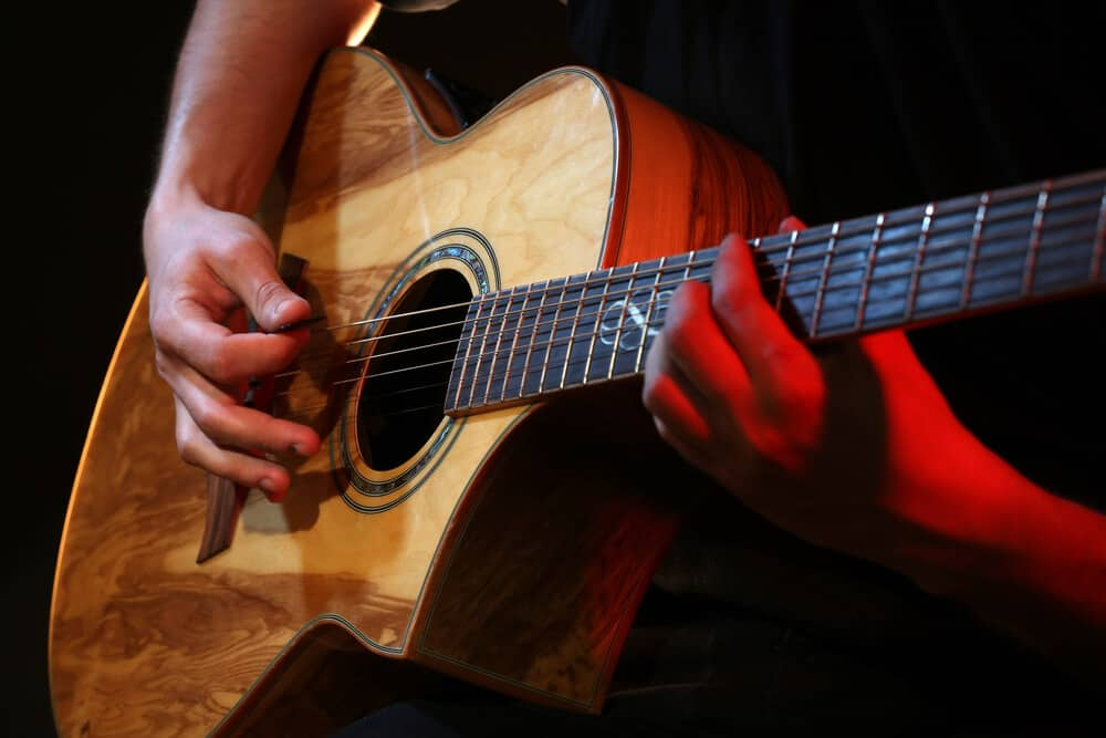 Best Acoustic Guitar Under $1500