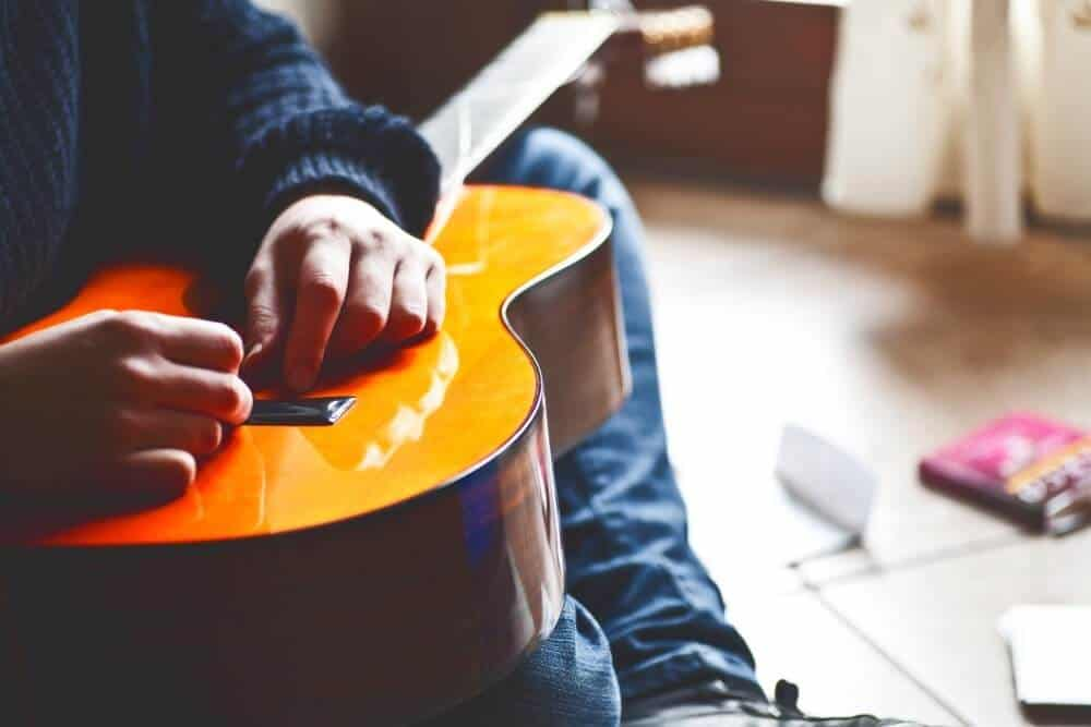 How to Change Acoustic Guitar Strings for Beginners
